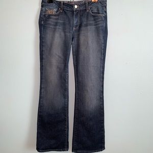 Paige Hollywood Hills Premium Denim Jeans